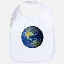 Planet Earth Bib
