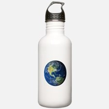 Planet Earth Water Bottle