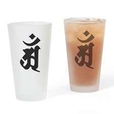 Fugen-bosatsu 3 Drinking Glass