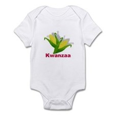Kwanzaa Corn Infant Bodysuit