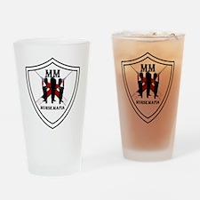 Murse Mafia Drinking Glass