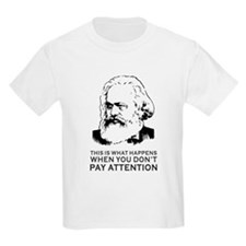 Disappointed Marx T-Shirt