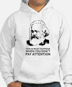 Disappointed Marx Hoodie
