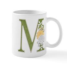 Monogram Letter M Mug