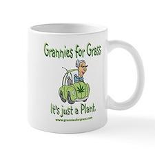 Grannies for Grass Mug
