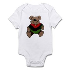 Kwanzaa Bear Infant Bodysuit