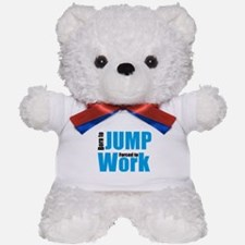 jump Teddy Bear