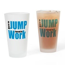 jump Drinking Glass