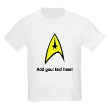 Custom Star Trek Insignia T-Shirt