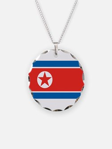 North Korea Necklace
