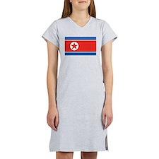 North Korea Women's Nightshirt