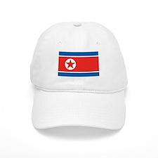 North Korea Baseball Cap
