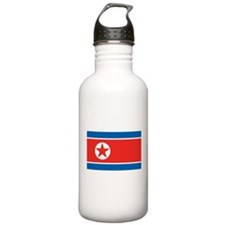North Korea Water Bottle