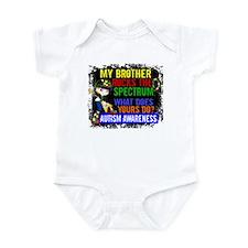 Rocks Spectrum Autism Infant Bodysuit