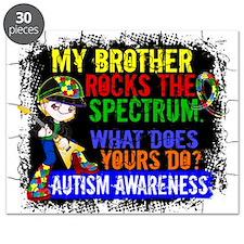 Rocks Spectrum Autism Puzzle