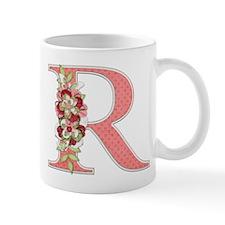 Monogram Letter R Mug