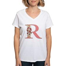 Monogram Letter R T-Shirt