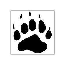 Rectangle Sticker - Bear Sticker