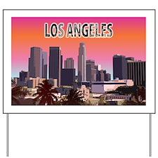 Los Angeles Yard Sign