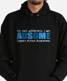 Im not different, I am Ausome! Hoodie