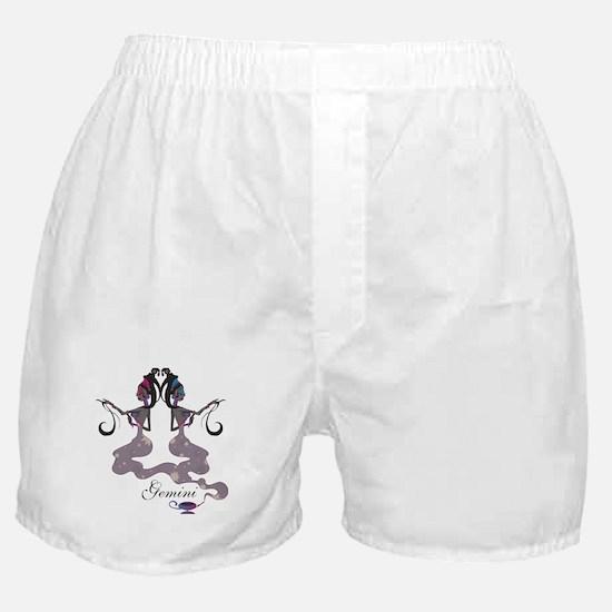 Starlight Gemini Boxer Shorts