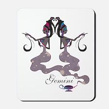 Starlight Gemini Mousepad