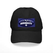 Zermatt Midnight Baseball Hat