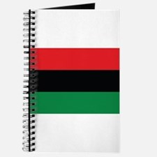 The Red, Black and Green Flag Journal
