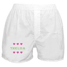 Thelma Boxer Shorts
