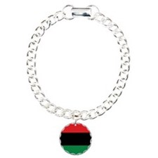 The Red, Black and Green Flag Bracelet