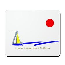Lawsons Landing Mousepad