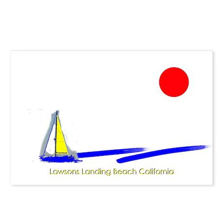 Lawsons Landing Postcards (Package of 8)