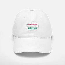 Accountant for Equality Baseball Baseball Baseball Cap
