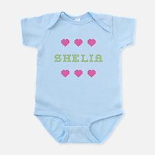 Shelia Body Suit