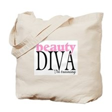 Beauty Diva In Training Tote Bag