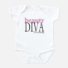 Beauty Diva In Training Infant Bodysuit