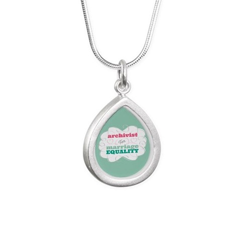Archivist for Equality Necklaces