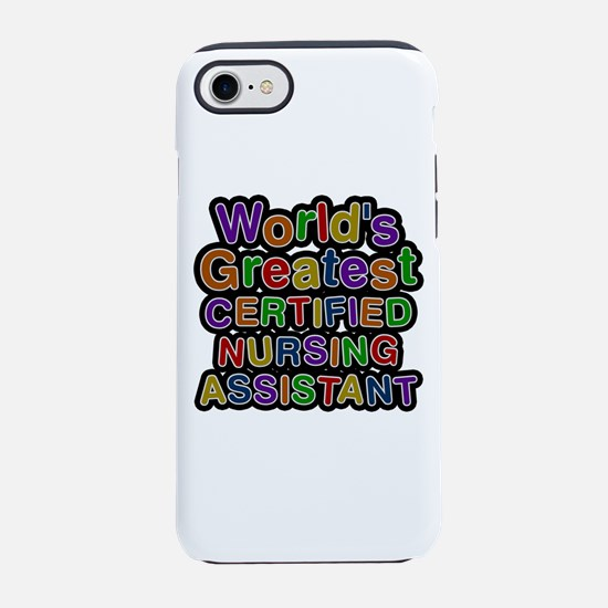 World's Greatest CERTIFIED NURSING ASSISTANT iPhon