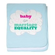 Baby for Equality baby blanket