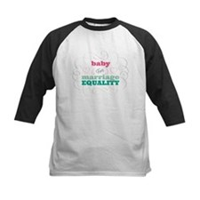 Baby for Equality Baseball Jersey