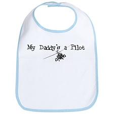 My Daddy's a Pilot Bib