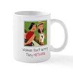 Women Networking Mug