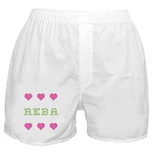 Reba Boxer Shorts