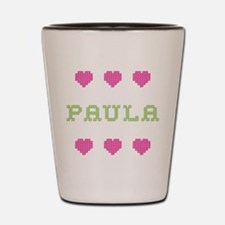 Paula Shot Glass