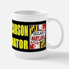 BEN CARSON FOR SENATE Mug