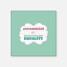 Catholic for Equality Sticker