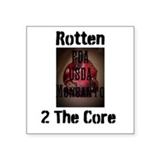 Rotten 2 The Core Sticker