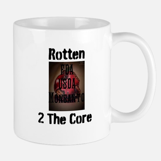 Rotten 2 The Core Mug