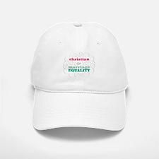 Christian for Equality Baseball Baseball Baseball Cap