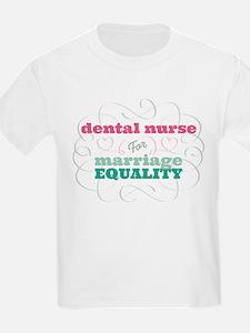 Dental Nurse for Equality T-Shirt